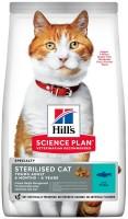 Корм для кошек Hills SP Feline Sterilised Young Adult Tuna 3.5 kg