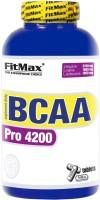 Фото - Аминокислоты FitMax BCAA Pro 4200 120 tab