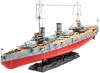 Фото - Сборная модель Revell Battleship Gangut (1:350)