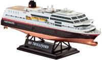 Фото - Сборная модель Revell MS Trollfjord (1:1200)