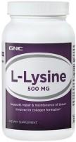 Аминокислоты GNC L-Lysine 500 100 tab