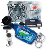 Автосигнализация Scher-Khan Magicar 6