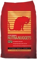 Фото - Корм для кошек Nutra-Nuggets Active Hairball Control 10 kg