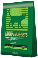 Фото - Корм для кошек Nutra-Nuggets Indoor Hairball Control 10 kg