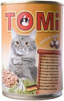 Фото - Корм для кошек TOMi Adult Canned Duck/Liver 0.4 kg