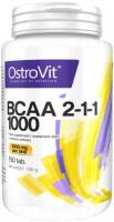 Аминокислоты OstroVit BCAA 2-1-1 1000 150 tab