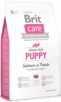 Фото - Корм для собак Brit Care Grain-Free Puppy Salmon/Potatoes 3 kg