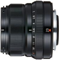 Фото - Объектив Fuji XF 23mm F2 R WR