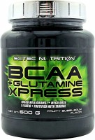 Аминокислоты Scitec Nutrition BCAA/Glutamine Xpress 600 g