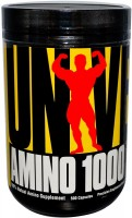 Фото - Аминокислоты Universal Nutrition Amino 1000 500 cap