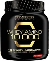 Фото - Аминокислоты Nutrend Compress Whey Amino 10000 100 tab