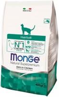 Фото - Корм для кошек Monge Functional Line Hairball Chicken/Rice 1.5 kg