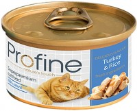 Корм для кошек Profine Canned Turkey/Rice 0.07 kg