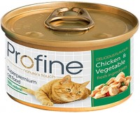 Корм для кошек Profine Canned Chicken/Vegetable 0.07 kg