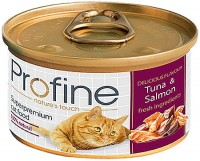 Корм для кошек Profine Cannde Tuna/Salmon 0.07 kg