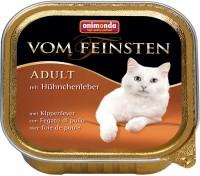 Фото - Корм для кошек Animonda Adult Vom Feinsten Chicken Liver 0.1 kg