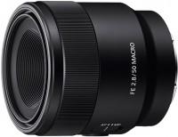 Фото - Объектив Sony FE 50mm F2.8 Macro
