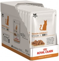Фото - Корм для кошек Royal Canin Packaging Senior Consult Stage 1 0.1 kg