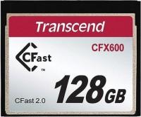 Фото - Карта памяти Transcend CompactFlash 600x 128Gb