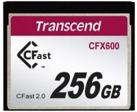 Фото - Карта памяти Transcend CompactFlash 600x 256Gb