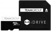 Фото - Карта памяти Team Group MiDrive microSDXC UHS-1 U3 128Gb