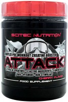 Фото - Креатин Scitec Nutrition Attack 2.0 320 g