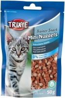 Корм для кошек Trixie Trainer Snack Mini Nuggets 0.05 kg