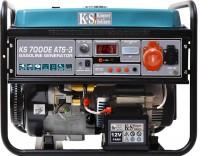 Электрогенератор Konner&Sohnen KS 7000E ATS-3