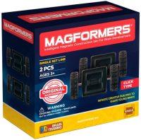 Конструктор Magformers Click Wheel 2 Set 713009