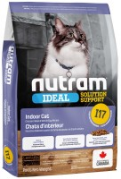 Фото - Корм для кошек Nutram I17 Ideal Solution Support Indoor 20 kg