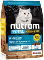 Корм для кошек Nutram T24 Total Grain-Free Salmon/Trout/Natural 1.8 kg