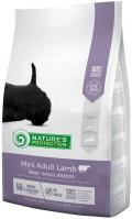 Фото - Корм для собак Natures Protection Mini Adult Lamb 7.5 kg
