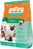 Корм для кошек Club 4 Paws pH Control 3 kg