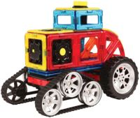 Фото - Конструктор Magformers Power Vehicle Set 707011
