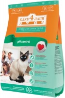 Фото - Корм для кошек Club 4 Paws pH Control 11 kg