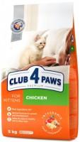 Фото - Корм для кошек Club 4 Paws Kitten 0.4 kg