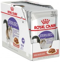 Корм для кошек Royal Canin Packaging Sterilised Grave 0.085 kg
