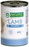 Фото - Корм для собак Natures Protection Puppy Canned Lamb 0.4 kg