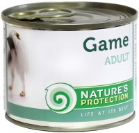 Фото - Корм для собак Natures Protection Adult Canned Game 0.2 kg