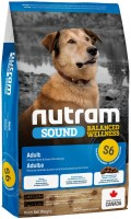 Корм для собак Nutram S6 Sound Balanced Wellness Natural Adult Chicken 2.72 kg
