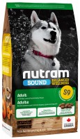 Корм для собак Nutram S9 Sound Balanced Wellness Natural Adult Lamb 13.6 kg