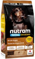 Корм для собак Nutram T27 Total Grain-Free Turkey/Chicken/Duck 2.72 kg