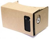 Фото - Очки виртуальной реальности Google Cardboard