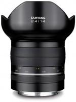 Фото - Объектив Samyang 14mm f/2.4 Premium MF