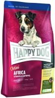 Корм для собак Happy Dog Supreme Mini Africa 4 kg