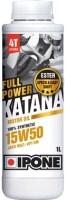 Моторное масло IPONE Full Power Katana 15W-50 1L