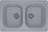 Кухонная мойка ULA HB 5104 ZS