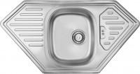 Кухонная мойка ULA HB 7801 ZS