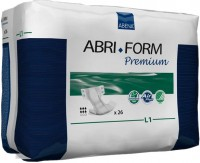 Фото - Подгузники Abena Abri-Form Premium L-1 / 26 pcs