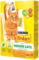 Фото - Корм для кошек Friskies Indoor Chicken/Garden Greens 10 kg